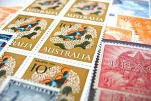 Many U.S. charities accept postage stamp donations.