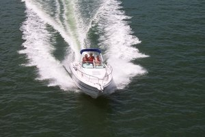 Engine and boat efficiency are improved through proper trim.