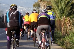 Make a bike ride a success for the riders and the charity.