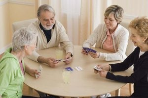 Math Games for Seniors