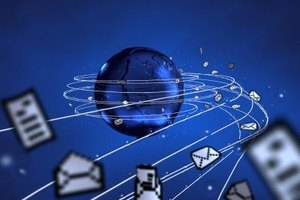 Use Outlook to send emails across the world in seconds.