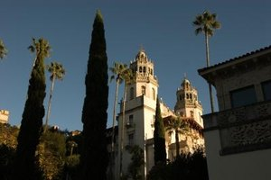 Spain built the missions as a way of settling California.