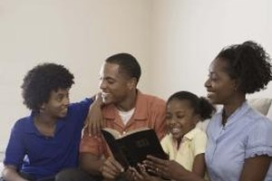 The same Bible your family enjoyed together can be passed on to bless another family.