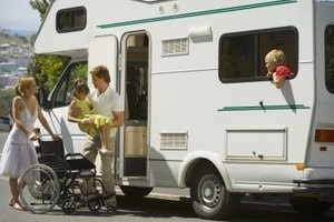 Register your camper in Tennessee through your county clerk's office.