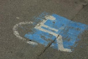The prevalence of handicap parking spaces is an achievement of the ADA.