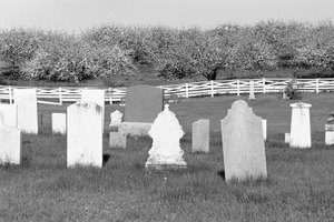 Find A Grave website has recorded grave stones in more than 300,000 cemeteries.