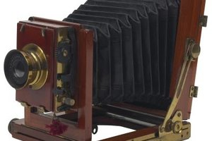 1920s Photography and Cameras