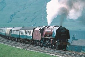 Locomotives have developed drastically in strength and efficiency since its inception in the early 1800s.