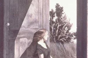 Art Projects on Andrew Wyeth for Kids