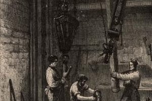 Working conditions during the industrial revolution were not often ideal.