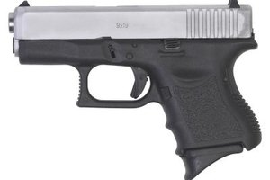 Compact handguns are a common choice for women and self-defence.