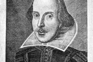 Who Were the Two Rulers of England During Shakespeare's Time?