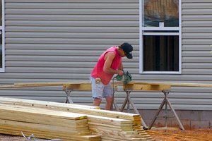 Volunteer with Habitat for Humanity to help with construction.
