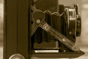 Over time, camera bellows can develop pinholes and small cracks, allowing light to strike and ruin the film.