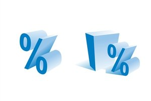 Retain percentages from an Excel sheet when doing a Word mail merge.