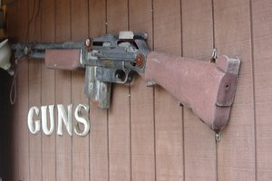 A Curio and Relics license allows you to purchase older weapons for your firearms collection.