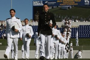 How to Get Into the Naval Academy
