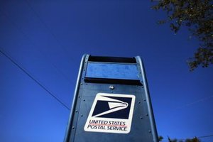 The United States Postal Service Box