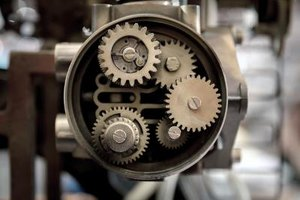 Lesson for Kids on How Gears Work and Which Machines Have Them