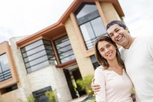 View your house online from ground level or a sky view.