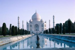 The Taj Mahal is a stunning example of India's Mughal-era architecture