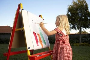 Landscape Art for Children