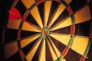 Having a practice dartboard at home can bring your dart playing to the next level.