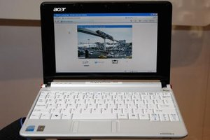 Although some Acer models come without full-size keyboards, they're still relatively comfortable.