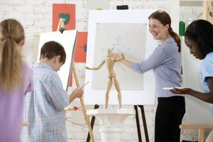How to Organize an Art Class Workshop