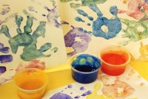 Nursery School Exhibition Ideas