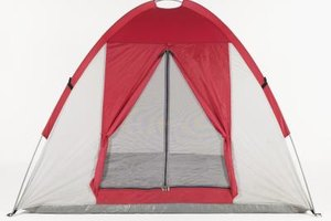 & Set Up Instructions For Hillary Tent Model 308.752340