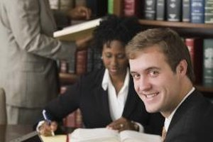 Description of a Business Law Degree