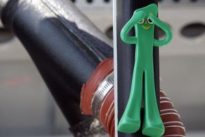 Claymation characters like Gumby can be used in many differnet types of movies.
