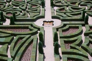 The layout of a labyrinth always has a center at which all paths end.