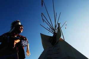 Native Americans, including the Cherokee, have a vibrant, but tragic past in American history