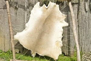 how to make a board for stretching rabbit pelts