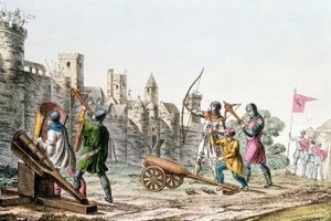 The Effects of the Hundred Years' War on English Literature