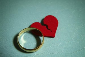 The heartache of divorce is similar to the grief experienced when someone close to you dies.