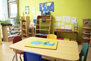 The Best Paint Color for Classroom Walls