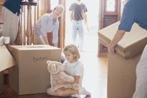 Unpacking is only the beginning of a smooth transition when moving from one state to another.