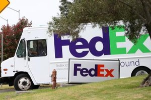 FedEx also tracks the whereabouts of driver scanners via GPS.