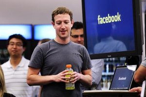 Facebook, created by Mark Zuckerberg, offers security and privacy.