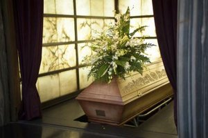 A funeral home can help transport your loved one to a final resting place in another state.