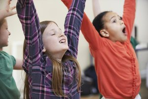 Drama Activities for Grade School Students