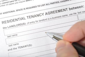 The Purpose of a Lease for Houses & Apartments