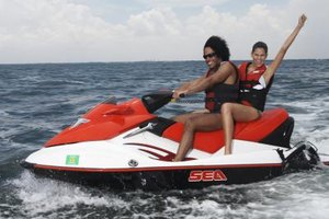 Jet Skis have more than enough power to pull a tube.
