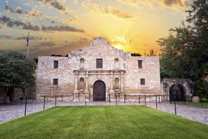 Facts on the Alamo for Kids