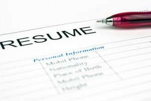 Creative Activities for Teaching Resume Writing