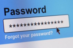 Strong passwords have more than eight characters.