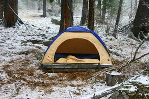 How to Stay Warm Tent Camping in Cold Weather